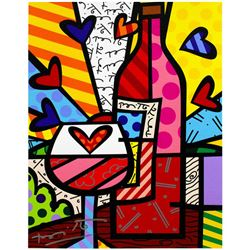 Food & Wine by Britto, Romero