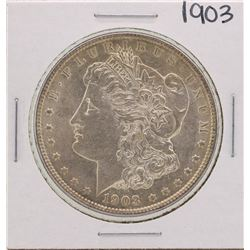 1903 $1 Morgan Silver Dollar Coin Nice Toning