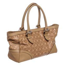 Gucci Brown Horsebit Leather Medium Tote Bag
