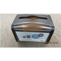 NEW - TORX TABLE TOP NAPKIN DISPENSER