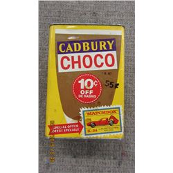 COLLECTIBLE - CADBURY COCO TIN