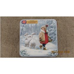 NEW - GRANDMA WILD GIRLS & GEESE TIN & BISCUITS