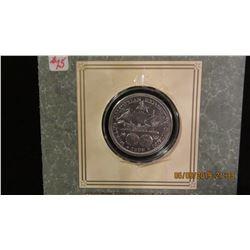 1892 USA COLUMBIAN SCARCE DATE SILVER HALF DOLLAR