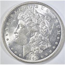 1890 MORGAN DOLLAR, BU