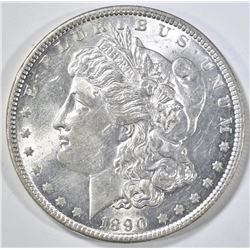 1890 MORGAN DOLLAR, BU