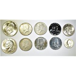 U.S. SILVER COIN LOT: