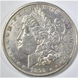 1878-S MORGAN DOLLAR  UNC