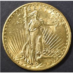 1913 $20 GOLD  SAINT GAUDENS