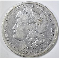 1878-CC MORGAN DOLLAR VG/FINE