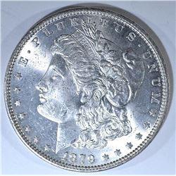 1879 MORGAN DOLLAR CH BU