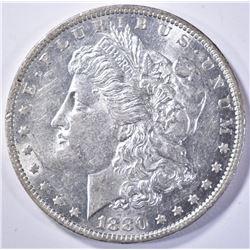 1880-O MORGAN DOLLAR CH BU