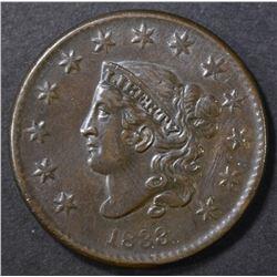 1833 LARGE CENT AU