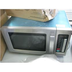 USED COMMERICAL STYLE S/S MICROWAVE