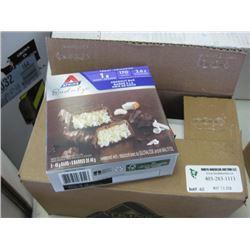 ATKINS COCONUT BARS 6 BOXES 5-40G BARS