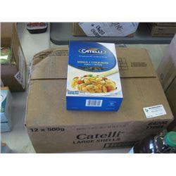 CATELLI LARGE SHELLS 12 X 500G