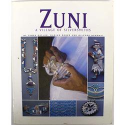 Zuni: A Village of Silversmiths, Softback Book