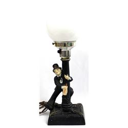 Lamp Post Barware Electric Lamp