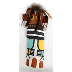 Native American Hopi Flat Ogre Kachina