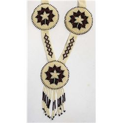 Native American Sioux Beaded Necklace