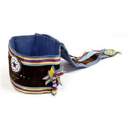 Vintage Native American Seminole Dance Headband