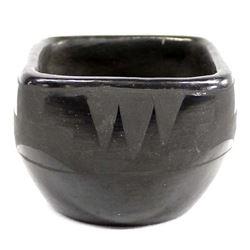Santa Clara Pottery Jar by Reycita Naranjo