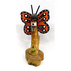 Hopi Butterfly Maiden Kachina by Marvin Polacca