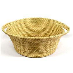 Large Native American Tohono O'odham Basket