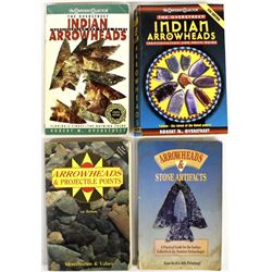 4 Native American Reference Books