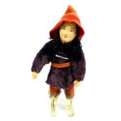 Vintage Ethnic Doll