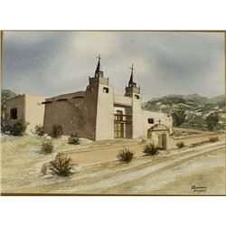 Original Watercolor Painting by Barbara Hughes