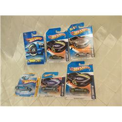 6 Hot Wheels Corvette C6