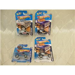 4 Hot Wheels Baja Breakers