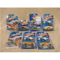 7 Hot Wheels Ford Thunderbolts
