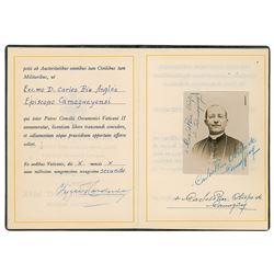 Vatican Passport