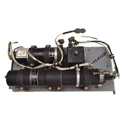 BQM-34 Drone Radio Receiver-Transmitter Tracking Beacon and Autonetic Verdan Disc Memory