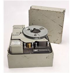 Digital Tape Flight Recorder With Spare Tape