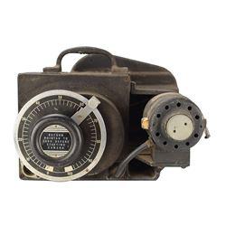 Kodak High Speed Camera