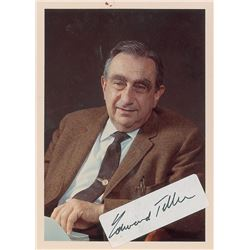 Physicists: Edward Teller and Karl T. Compton