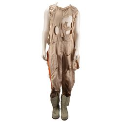 Orlan-D Space Suit Coverall with Sokol Boots