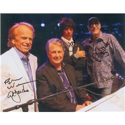The Beach Boys and Jeff Beck