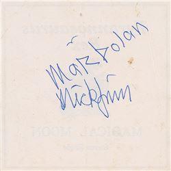 T. Rex: Marc Bolan and Mickey Finn