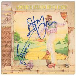 Elton John and Bernie Taupin