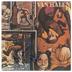 Eddie and Alex Van Halen