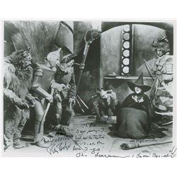 Wizard of Oz: Bolger and Hamilton