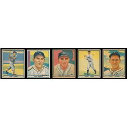 1941 Play Ball Collection (5)