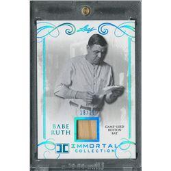 2017 Leaf Babe Ruth Immortals Game Used Bat Card (18/20)