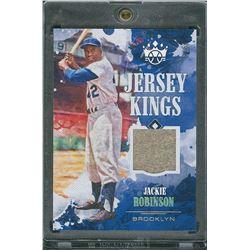 "2018 Jackie Robinson Panini ""Jersey Kings"" 5/5"