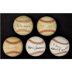 Baseball Hall of Famers