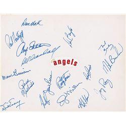 California Angels: 1977