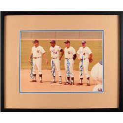 Mantle, Mays, DiMaggio, and Snider